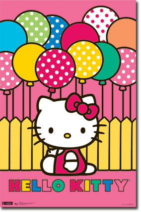 10109 Hello Kitty   Mimmy 23 x 23